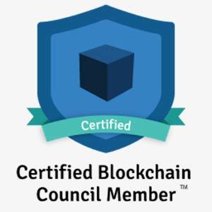 Certified Blockchain Council Member