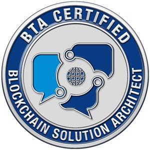 Blockchain Training Alliance Certified